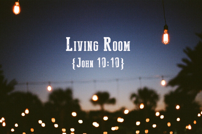 The Living Room (Young Adults)
