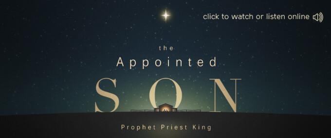 """""""Prophet, Priest, King"""", Part 2"""
