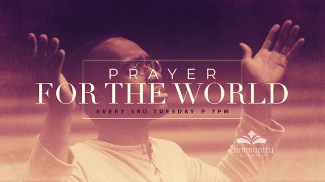 Prayer for the World