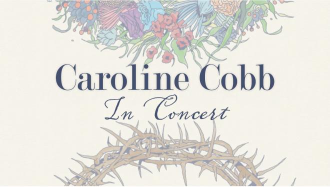 Caroline Cobb in Concert